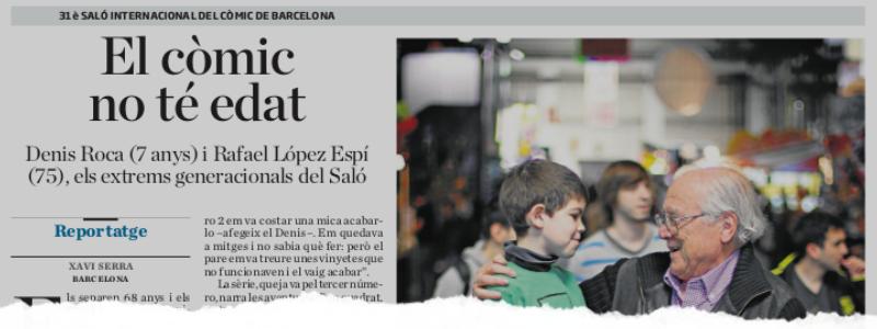 13de Abril de 2013 (Diario Ara)